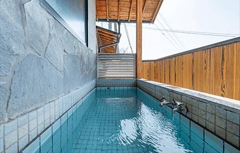 サウナ・水風呂 Sauna and water bath